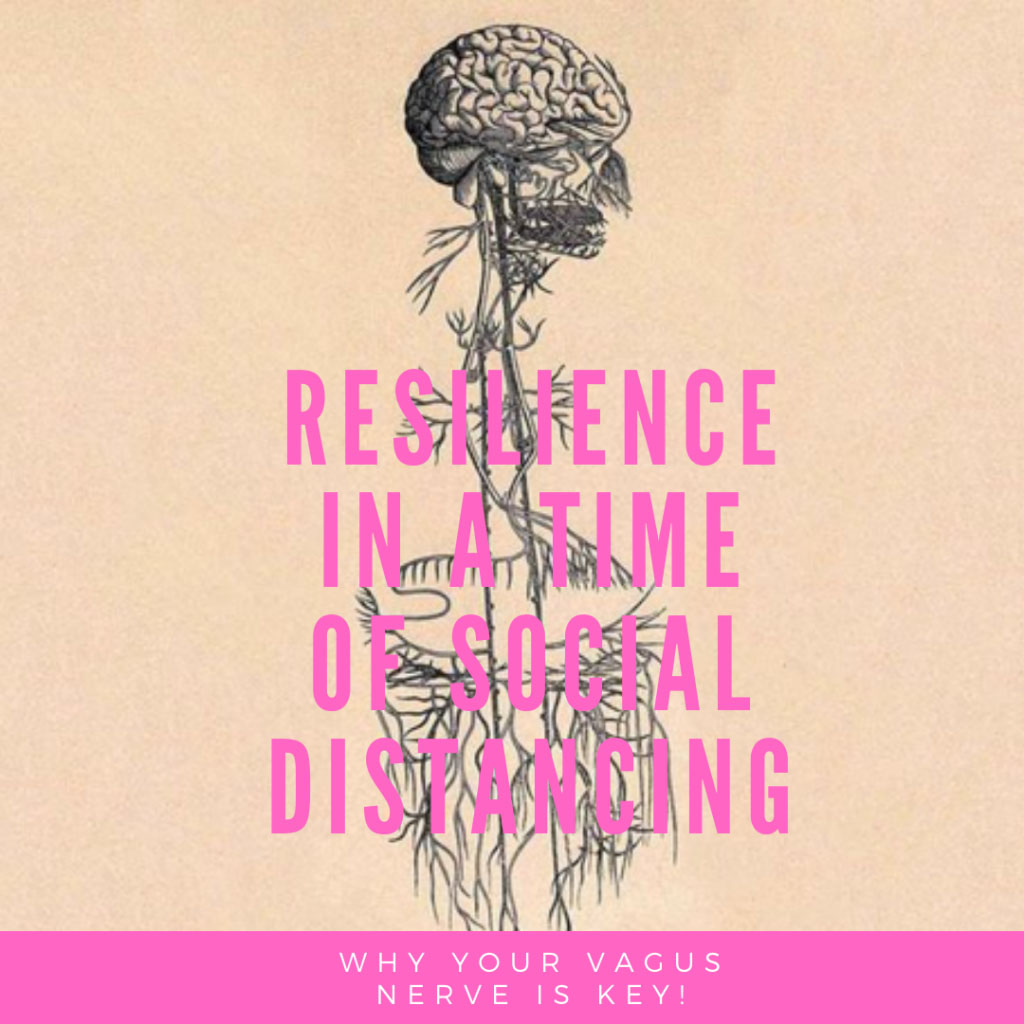 Resilience in a time of social distancing